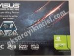 Asus GT740 2 GB DDR5 128Bit Ekran Kartı (SIFIR KUTULU)