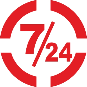 7/24 Hizmet